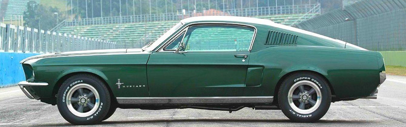 Top Mustangs